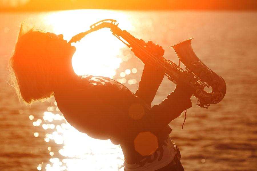 saxophone-player
